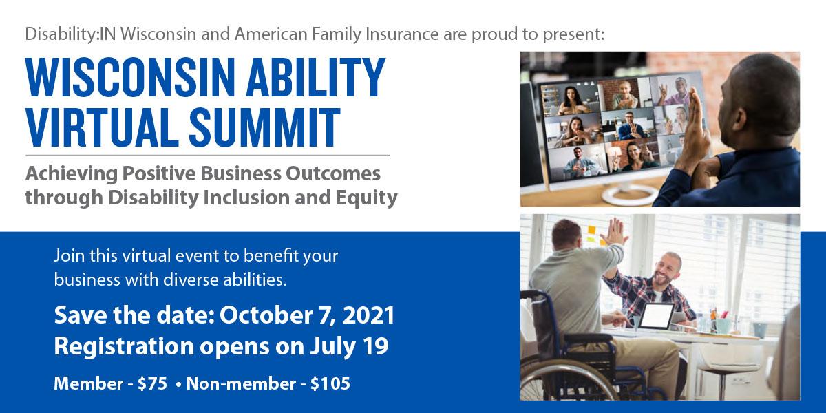 Wisconsin Ability Summit 2021